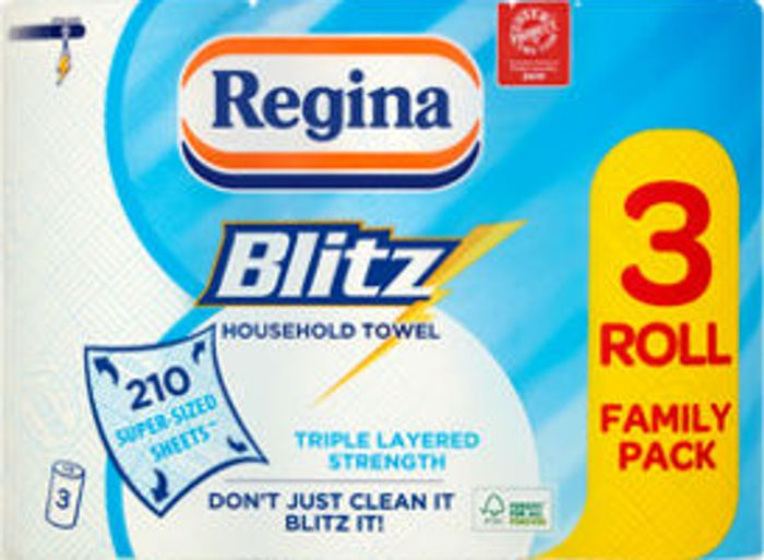 Regina Blitz XL Kitchen Roll