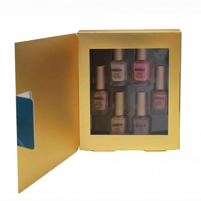 VIP UK Nail Look Book Gift Set