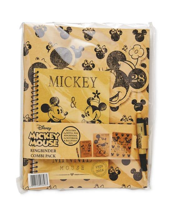 Mickey Mouse Stationary Set