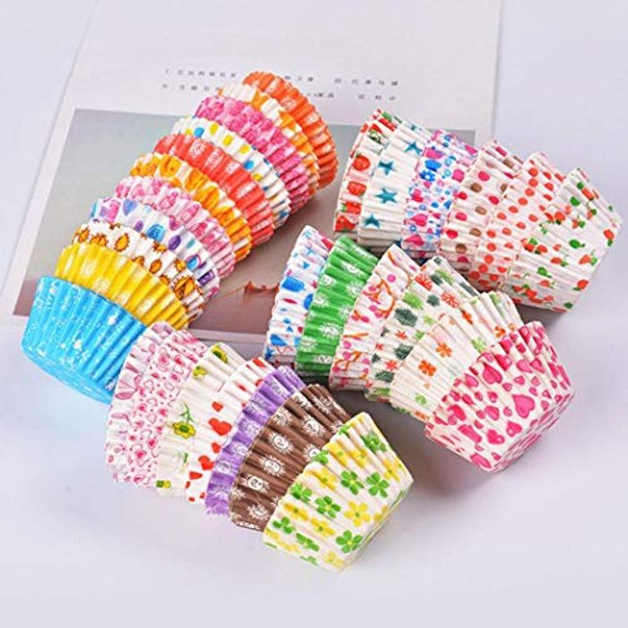 380PCS Paper Baking Cups 70% off + Free Delivery