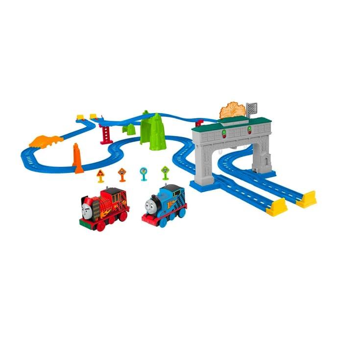 Thomas & Friends Motorised Railway Race to the Finish