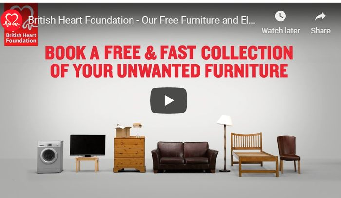 Book A Free Furniture Collection
