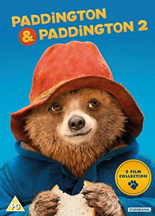 Best Ever Price! Paddington - 1 & 2 DVD Boxset