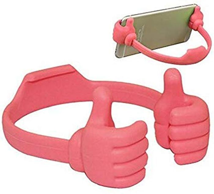 Phone Stand Flexible Cute Thumb Designed