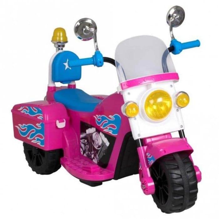 Princess Electric Trike Ride on 6V