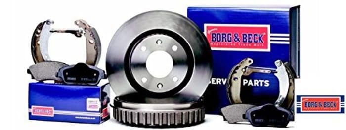 Borg & Beck BBR7220 Brake Drum
