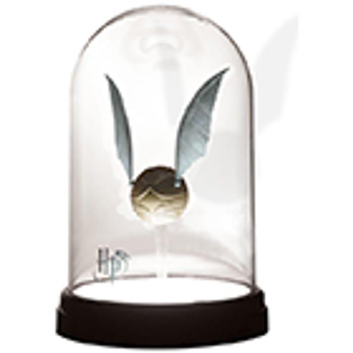 Harry Potter Golden Snitch in Jar Light
