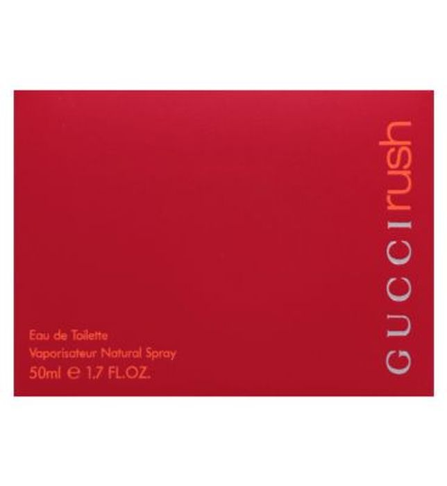 Gucci Rush Eau De Toilette for Her 50ml