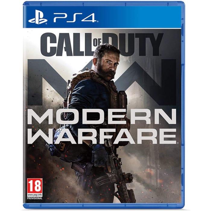 Call of Duty Modern Warfare PS4 Game [2019]