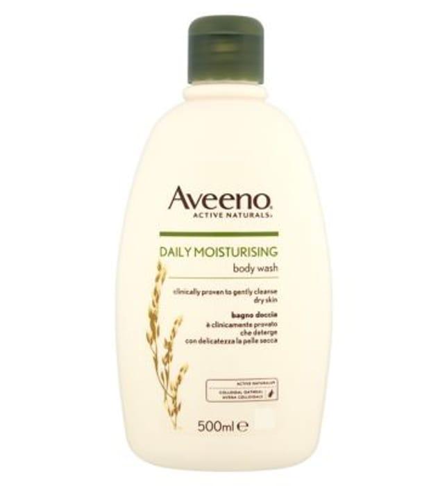 Aveeno Daily Moisturising Body Wash 500ml