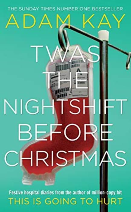 ADAM KAY - Twas the Nightshift before Christmas (Hardcover)