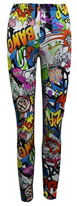 New Womens Style Ladies Full Fashions Girls Casual & Printed Leggings
