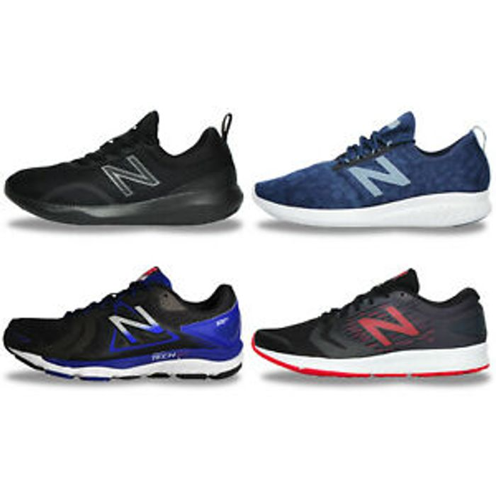 New Balance Mens Premium Running Shoes Gym Fitness Trainers