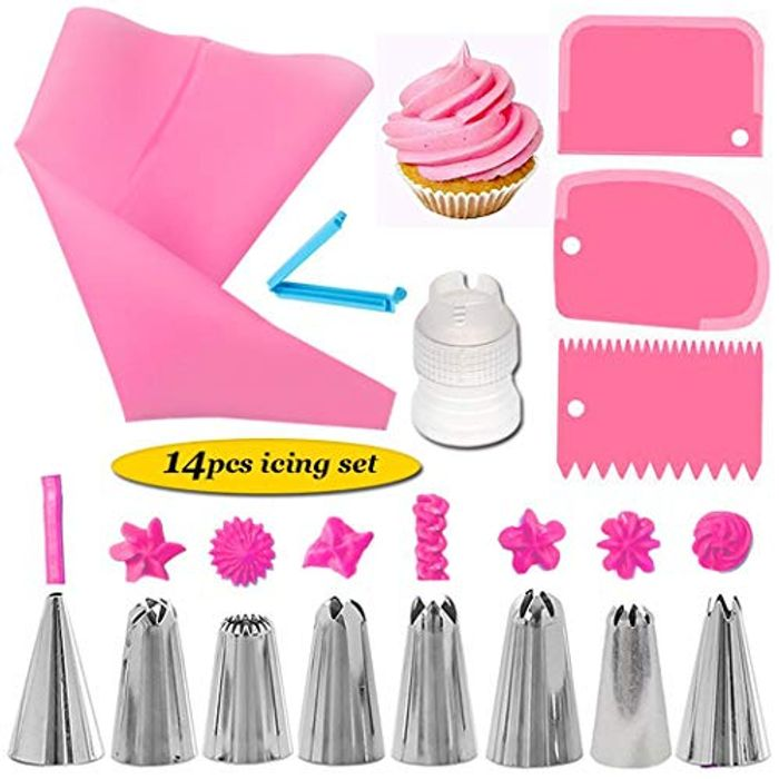 Cheap Baking Tool Set Cake Decorating on Sale From £8.29 to £2.49