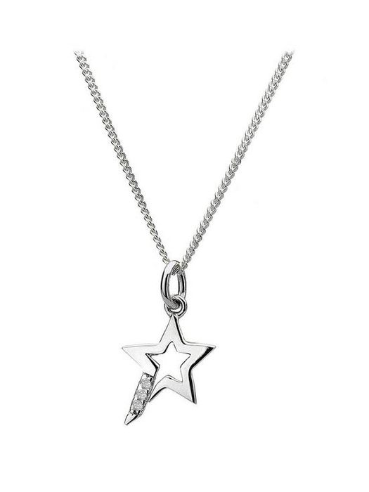 Cheap Hot Diamonds Hot Diamond Star Pendant Necklace, reduced by £15!