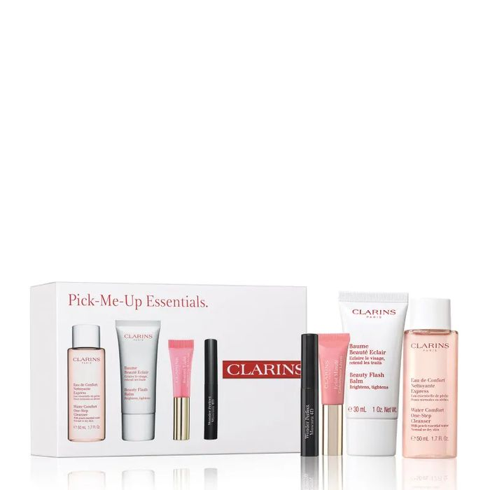 Clarins Pick Me up Essentials Kit 2019