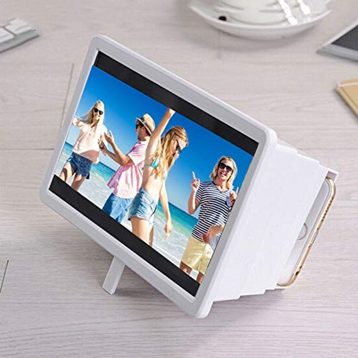 3D Screen Magnifier Retractable Amplifier Mobile Phone Screen