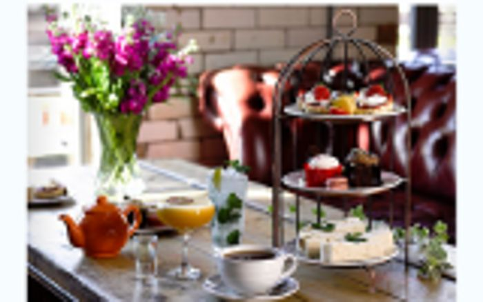 Win Cocktail Afternoon Tea for Two