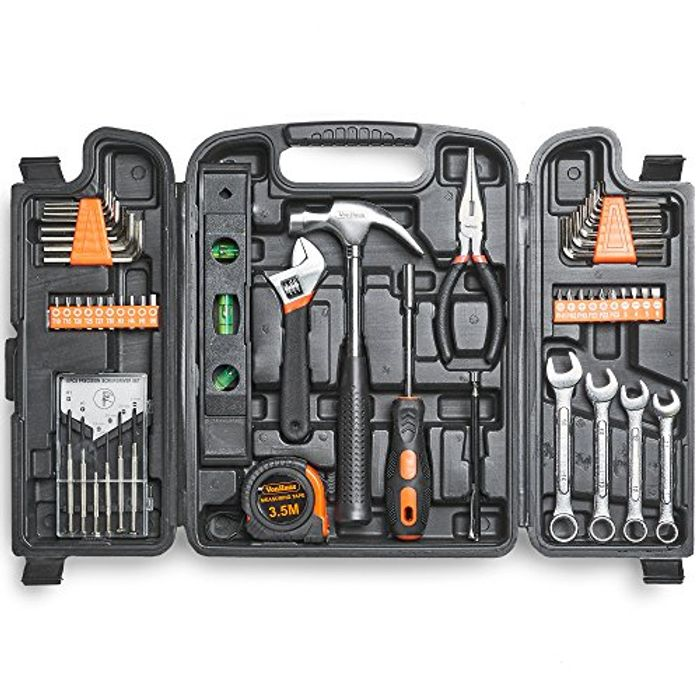 53pc Household Tool Set/Box/Kit for DI