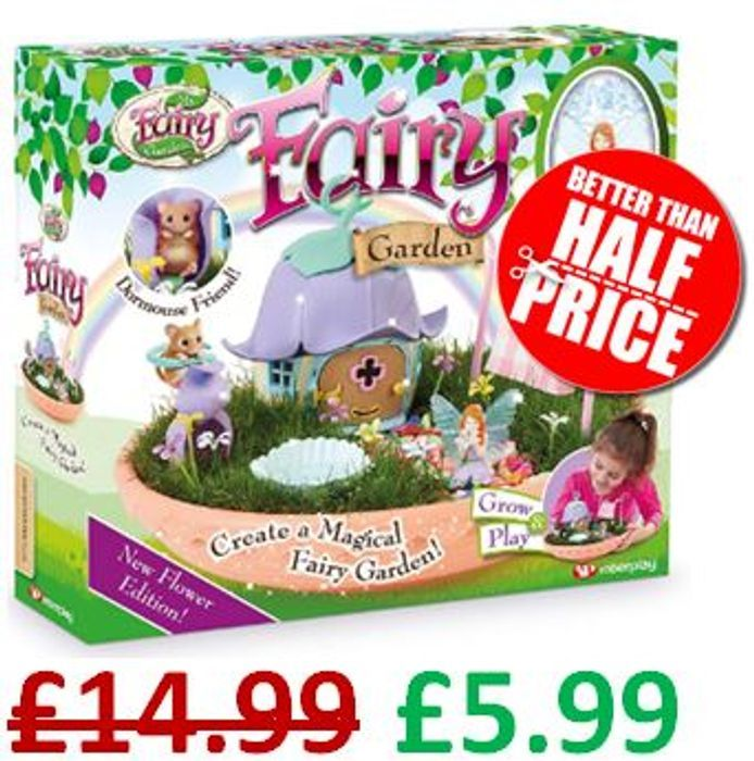 My Fairy Garden Fairy Garden - BETTER THAN HALF PRICE!