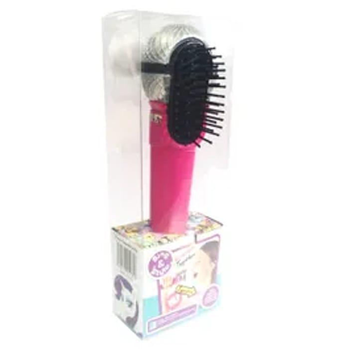 My Little Pony Microphone Hairbrush