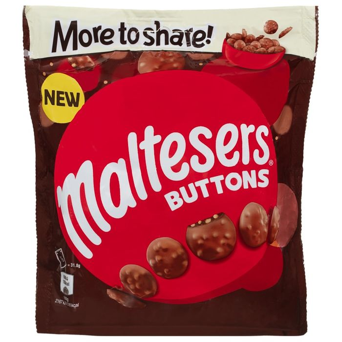 Maltesers Buttons Pouch 159g