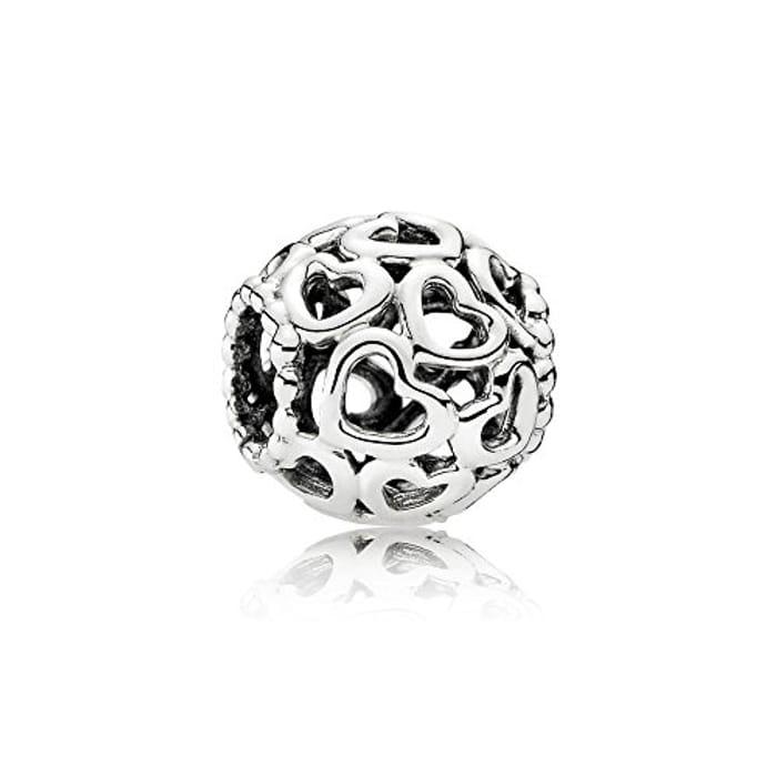 Women's 925 Sterling Silver Charm