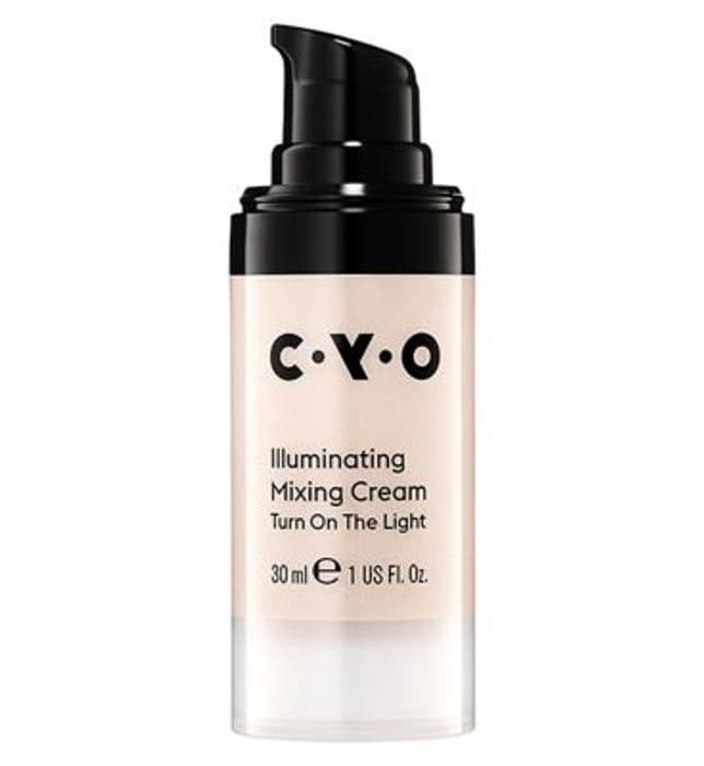 CYO Turn on the Light Illuminating Mixing Cream