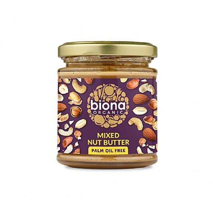 Cheap Biona Organic Mixed Nut Butter (170g), Only £3.19!