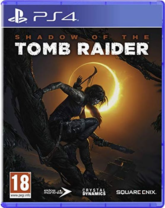 PS4 / Xbox One Shadow of the Tomb Raider £12 Delivered at Amazon