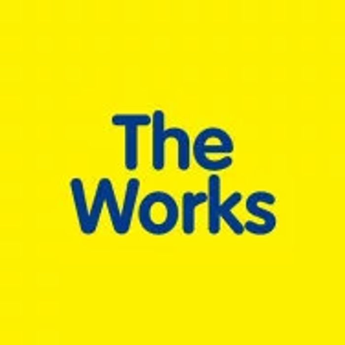 25% off £10 Spend with Voucher Code at the Works