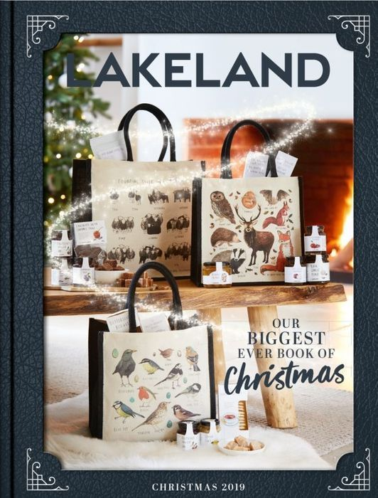 Free Lakeland Late Autumn and Christmas Catalogues