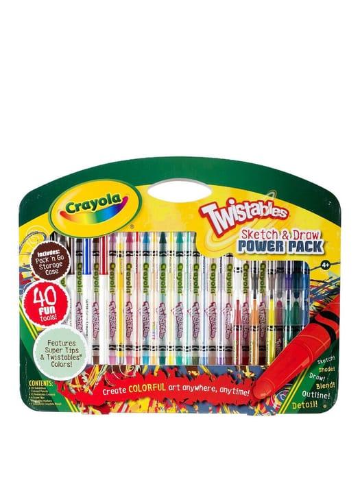 CrayolaTwistables Sketch N Draw