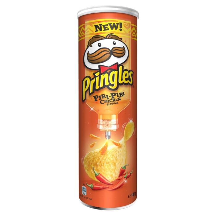 Cheap Pringles Piri Piri Chicken 180G - Save £1!