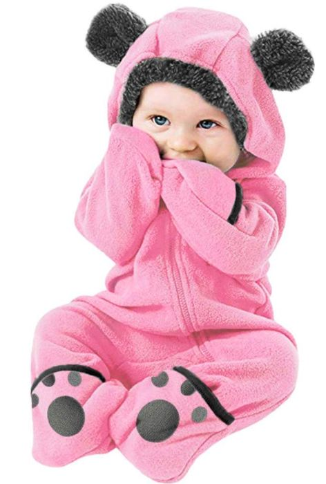 Super Cute Baby Jumpsuit Only £5.49 (70% Off)