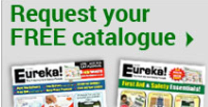 Get A Catalogue From Eureka! FREE BY POST