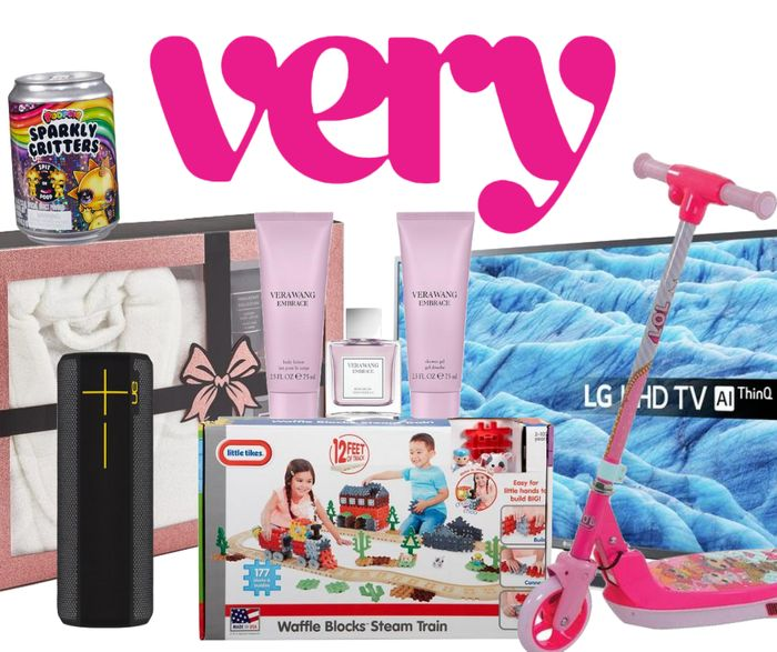 Very Top Deals for Christmas - Toys, TVs, Designer Brands & More!