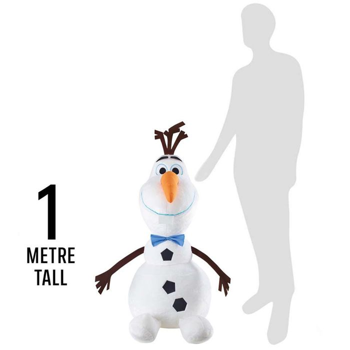 Save £10 on the Jumbo Olaf Soft Toy at Iceland