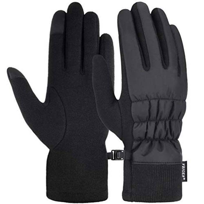 Womens Gloves Touch Screen Winter Gloves-60% OFF with Discount Code!