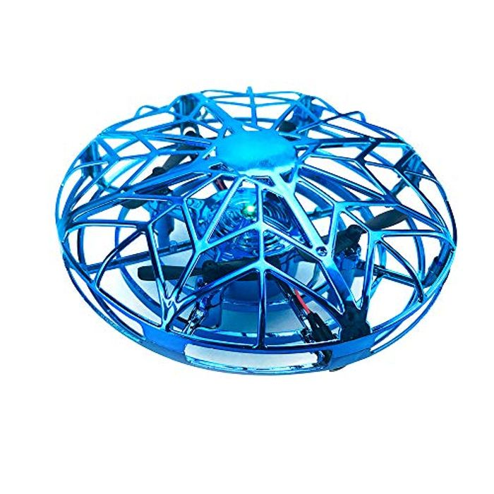 50% off Decdeal Mini Drone UFO Hand Controlled Flying Helicopter