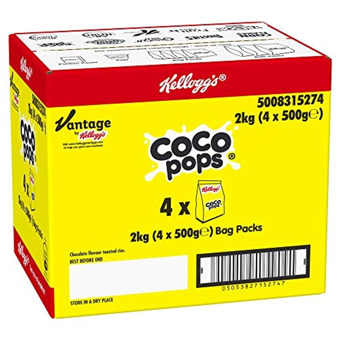 *Lightning Deal* 2kg of Coco Pops! £7.32 from Amazon