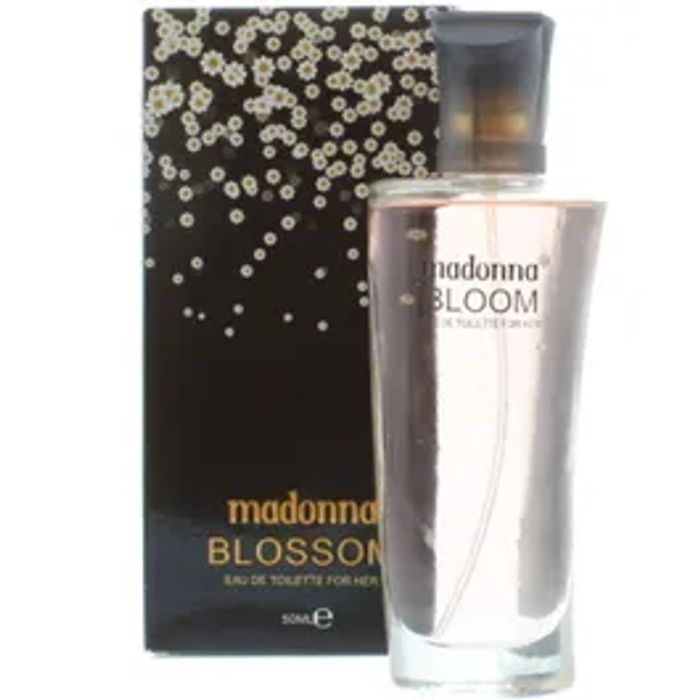 Madonna Eau De Toilette Spray Blossom 50ml