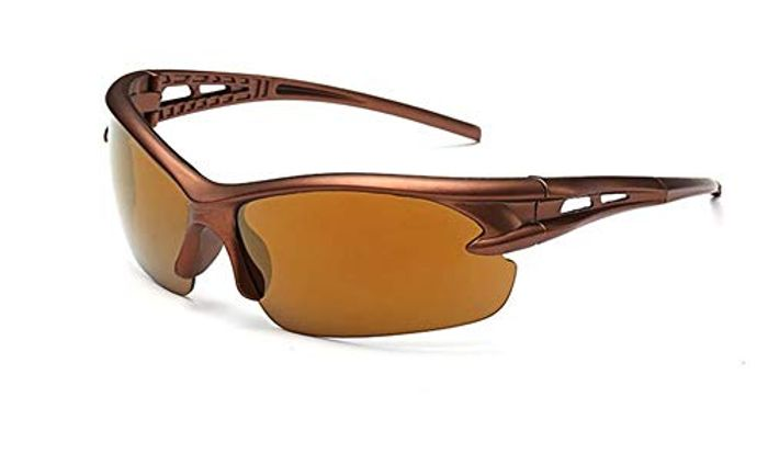 Baorio Polarized Sports Glasses Blast Proof Sunglasses