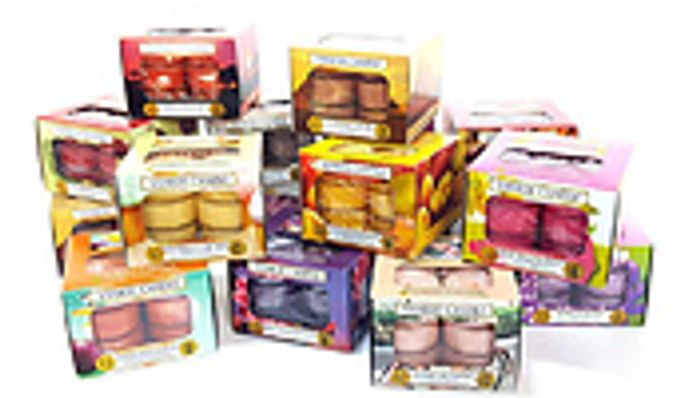36 Assorted Yankee Candle Tea Lights at GoGroopie - Only £12.99!
