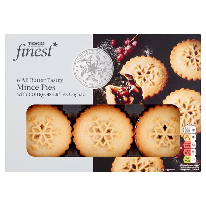 3 for 2! Finest Mince Pies - Only £3.5!