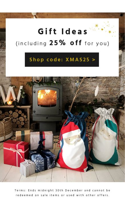 Shop 25% off Gifts Inspired by the Great Outdoors.