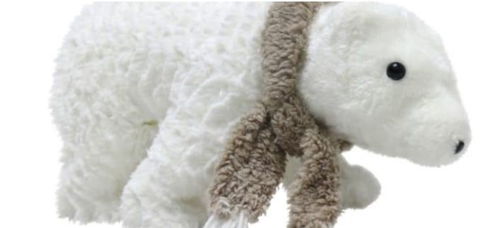 68% Off Winter Opulence Polar Bear
