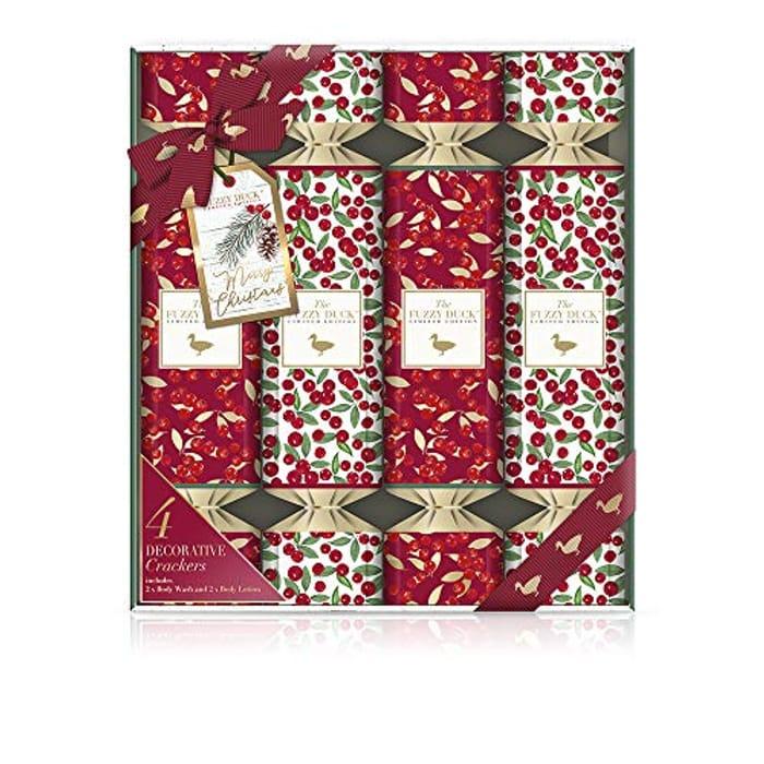Baylis & Harding Fuzzy Duck Winter Wonderland Luxury Gift Crackers