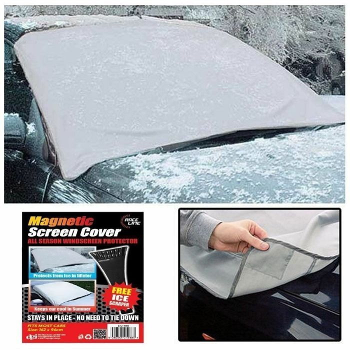 Never De-Ice Your Car Again! Frost Shield Only £4.99 + FREE Delivery
