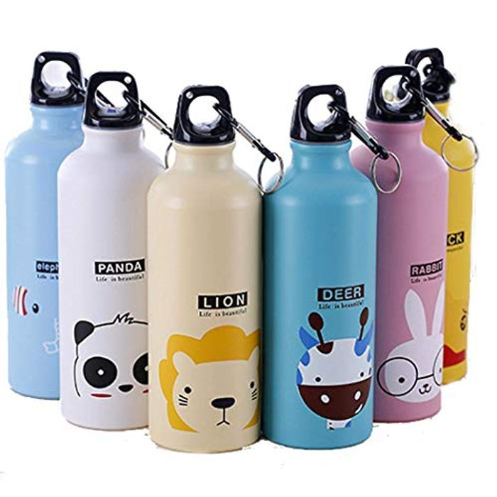 Save 80% on 500mL Aluminium Thermos Water Bottle